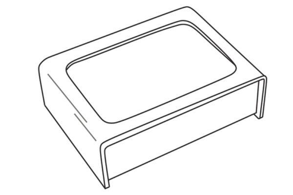 porta salviettine design